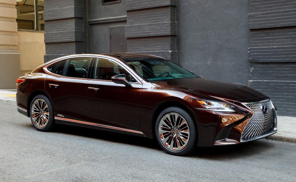 2021 Lexus LS Colors, Release Date, Interior, Changes ...