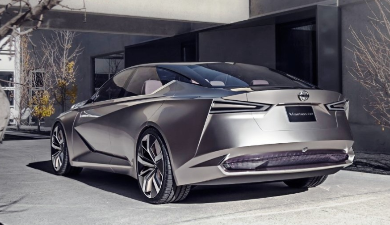 2020 Nissan Altima Nismo