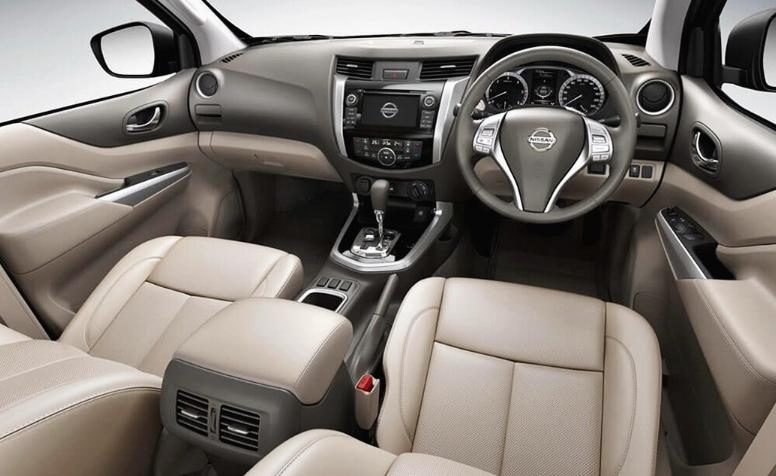 Nissan Frontier Platinum 2020
