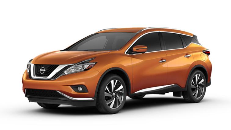2020 Nissan Murano Platinum release date