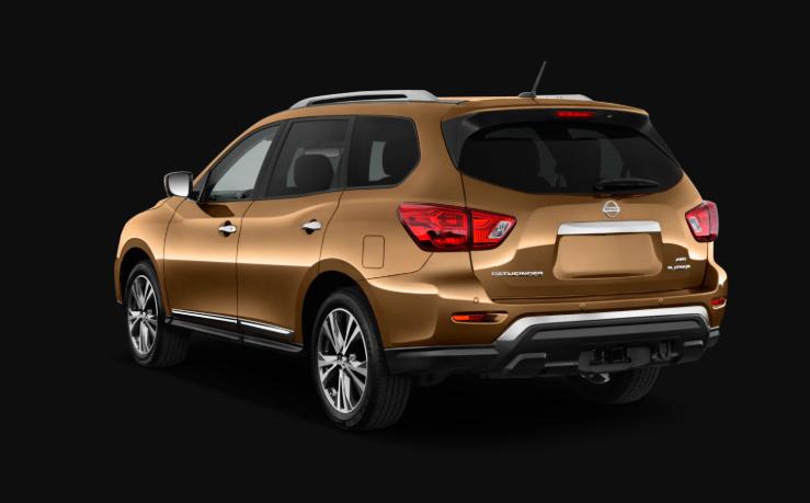 2020 Nissan Pathfinder Platinum redesign