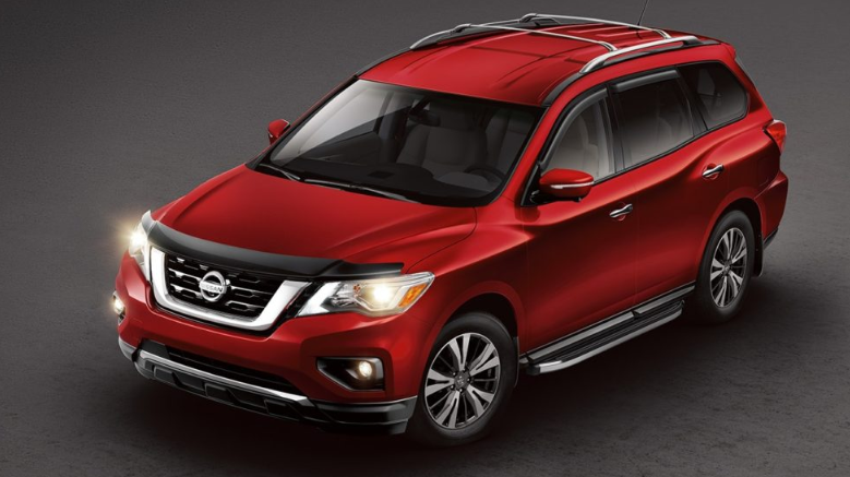 2020 Nissan Pathfinder Turbo