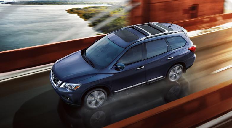 2020 Nissan Pathfinder release