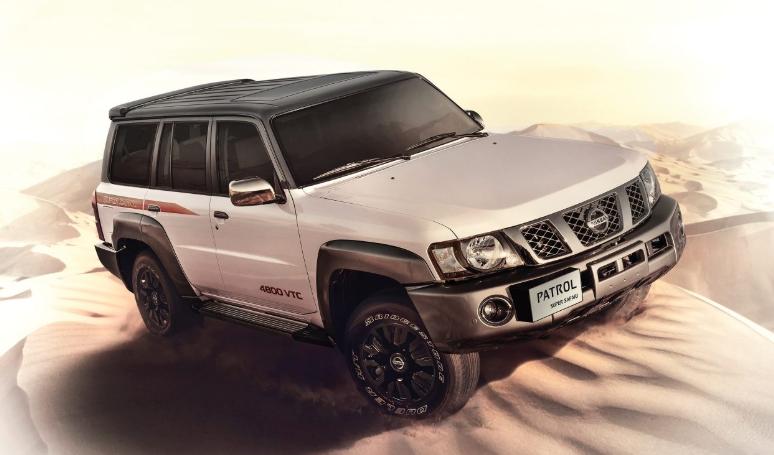 2020 Nissan Patrol changes