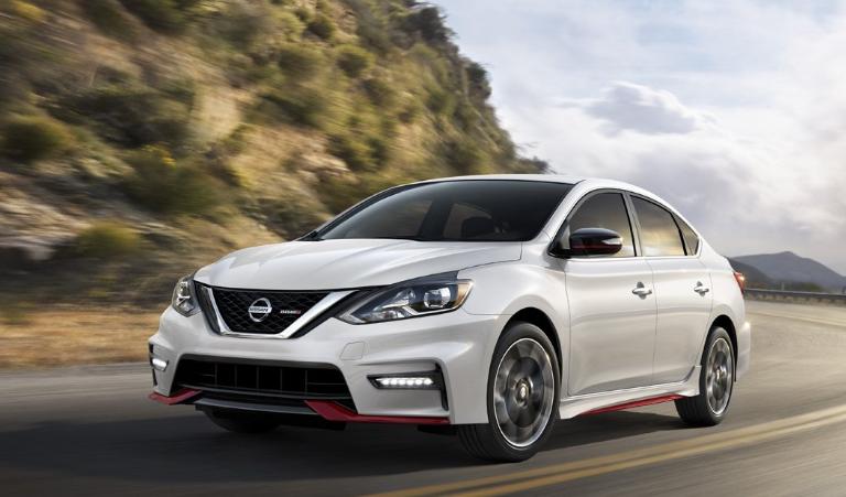 2020 Nissan Sentra Nismo redesign