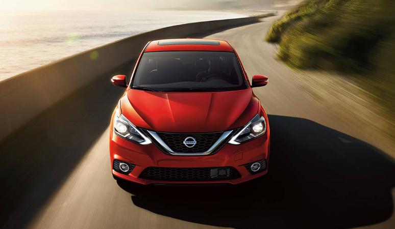 2020 Nissan Sentra redesign