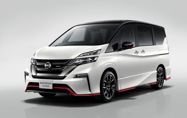2020 Nissan Serena news