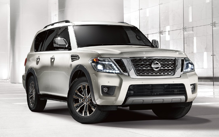 When Does 2020 Nissan Armada Come Out