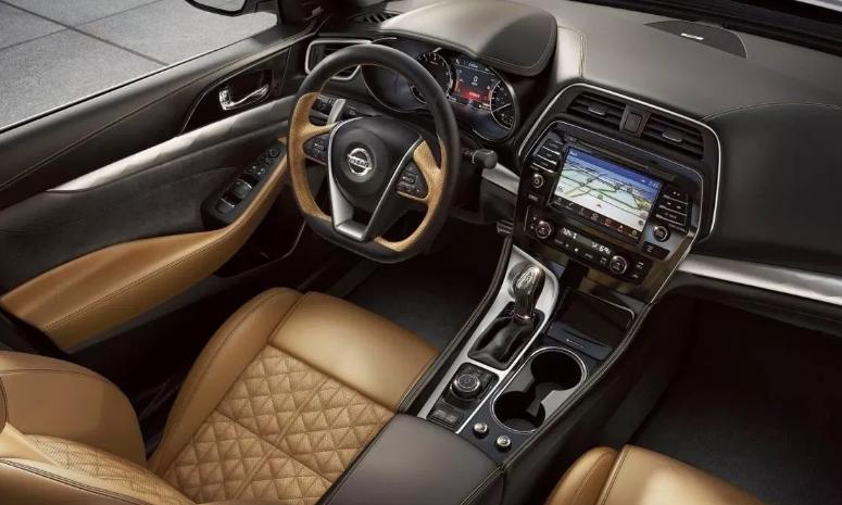 2021 Nissan Maxima design