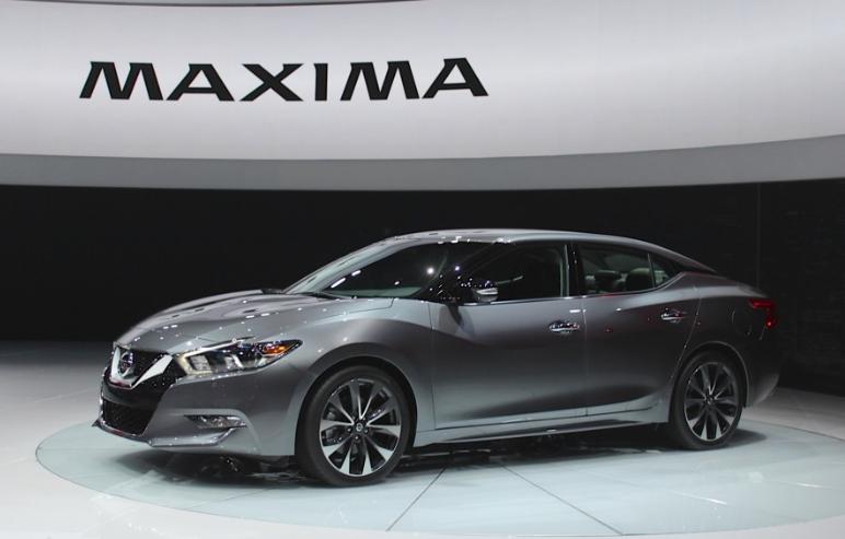 2021 Nissan Maxima news