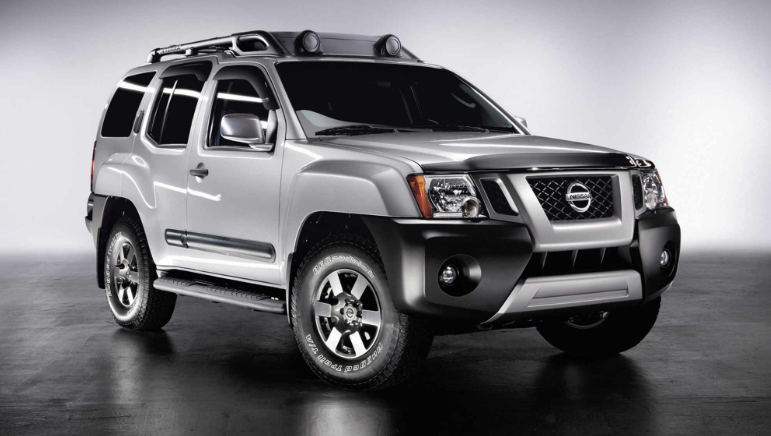 2021 Nissan Xterra redesign