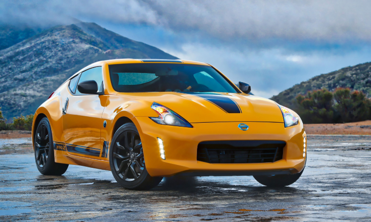 2021 Nissan Z release date