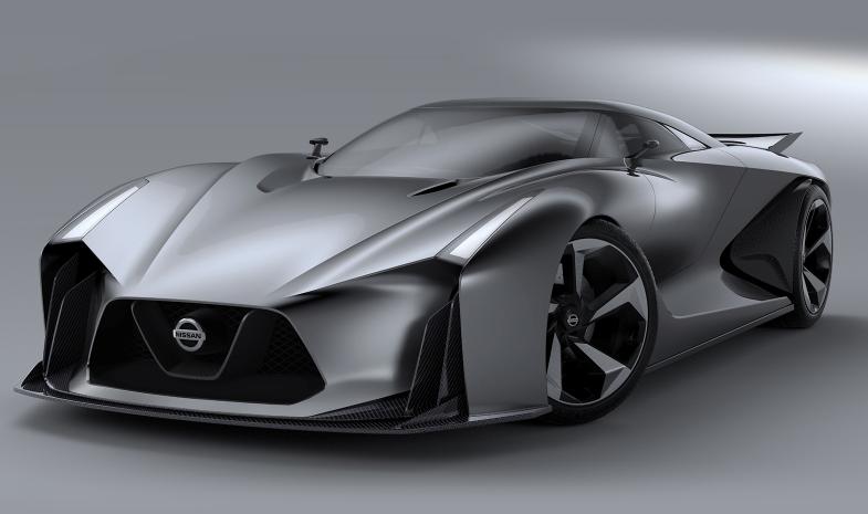 Nissan 370z 2020 design