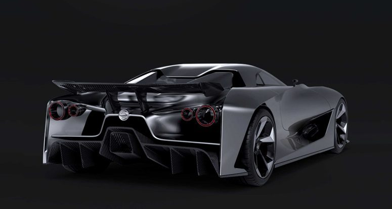Nissan Concept 2020 VGT release date