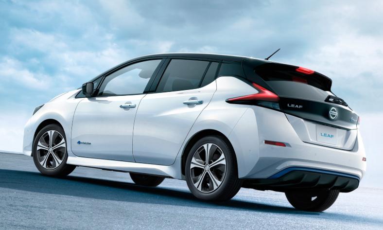 2020 Nissan Leaf Long Range
