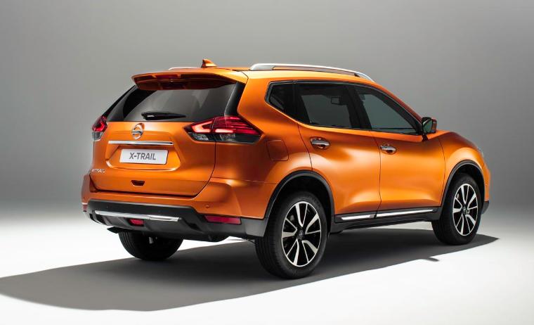 Nissan X-Trail 2020 concept