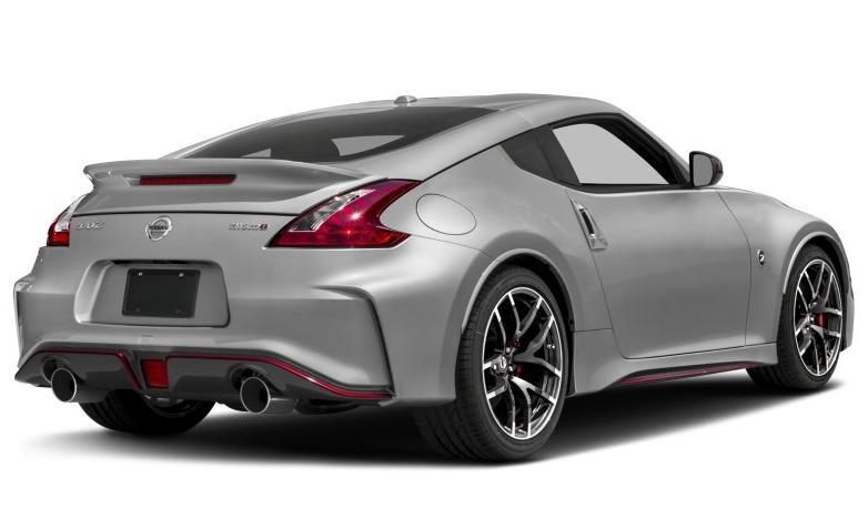 2019 Nissan 370Z Nismo Tech redesign