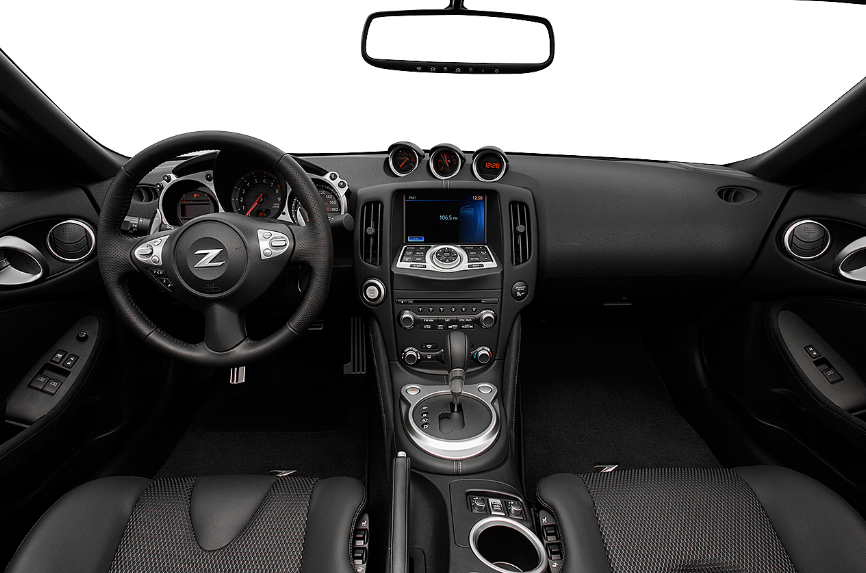 2020 Nissan 370Z Touring Sport