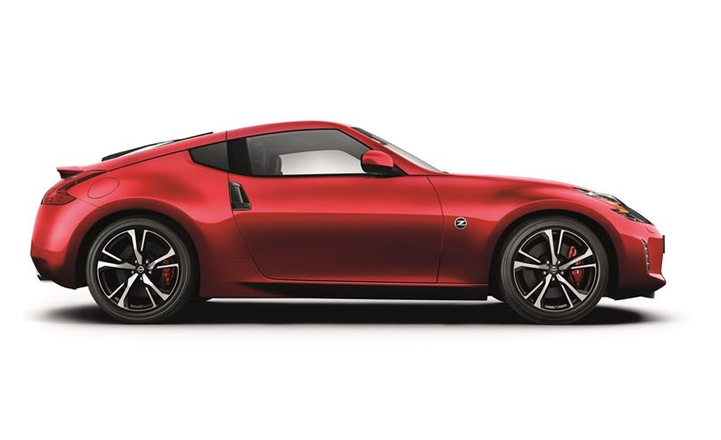 2019 Nissan 370Z release date