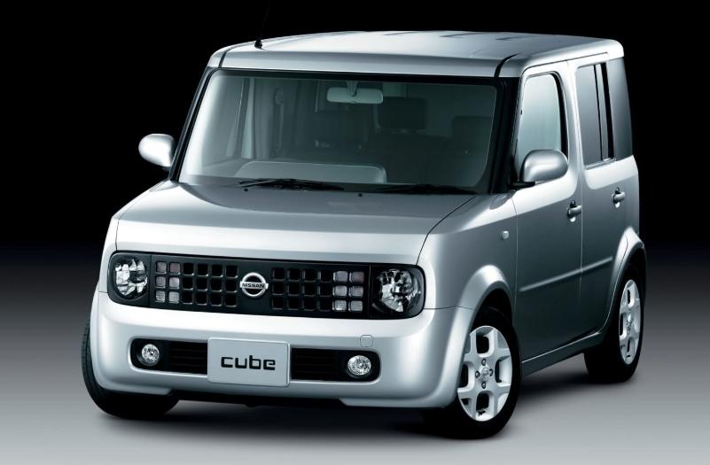 2019 Nissan Cube design