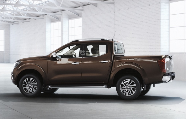 2019 Nissan Frontier redesign