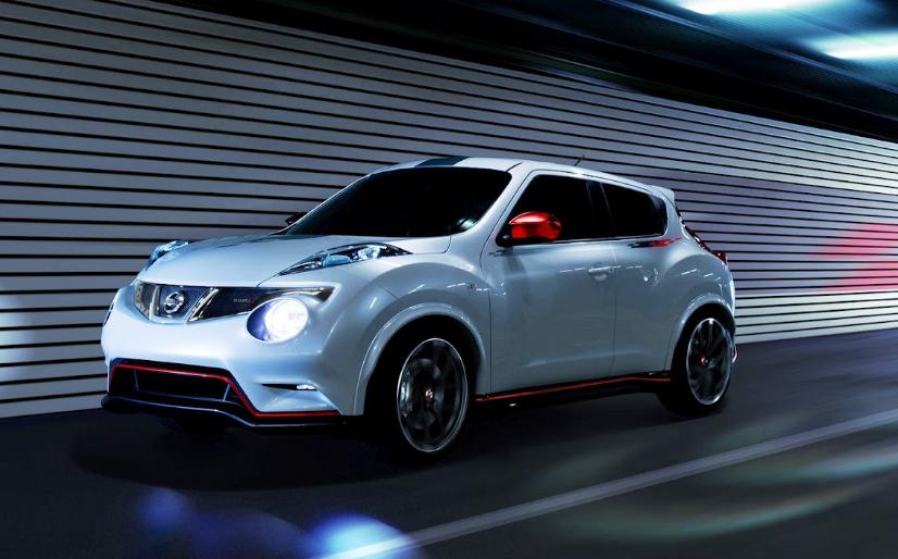 2019 Nissan Juke Nismo RS design