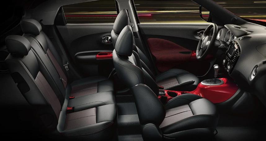 2019 Nissan Juke Nismo interior