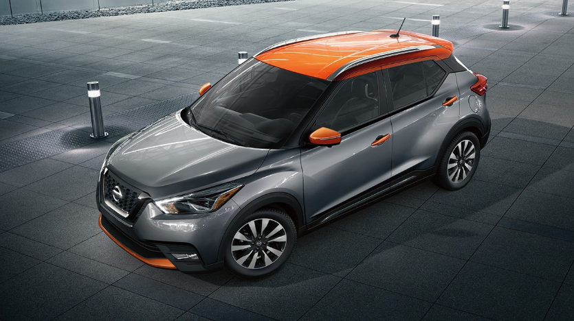 2019 Nissan Kicks redesign