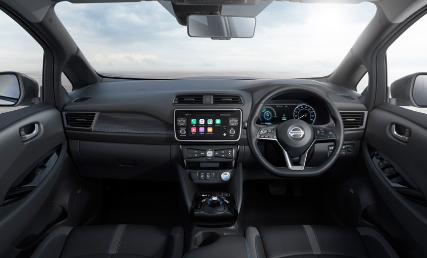 2020 Nissan Leaf USA