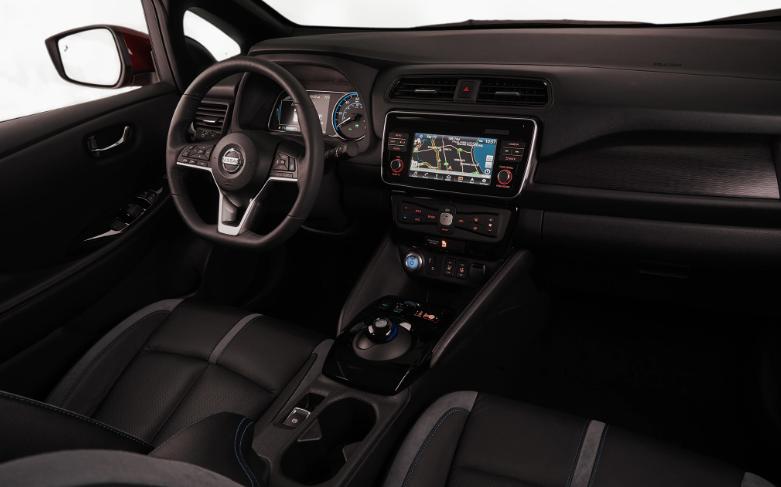 2019 Nissan Leaf Canada