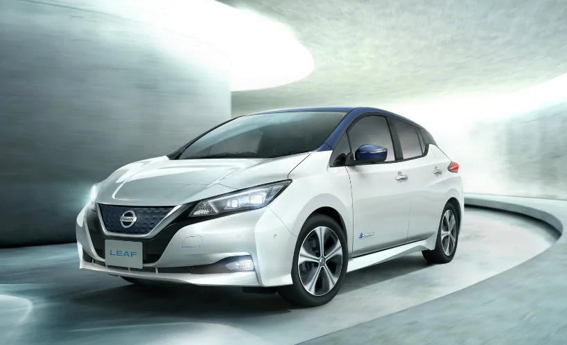 2019 Nissan Leaf Long Range design