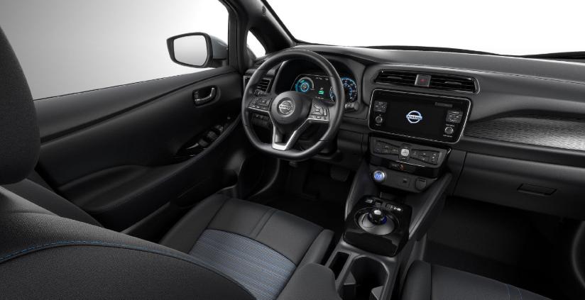 2020 Nissan Leaf SL changes