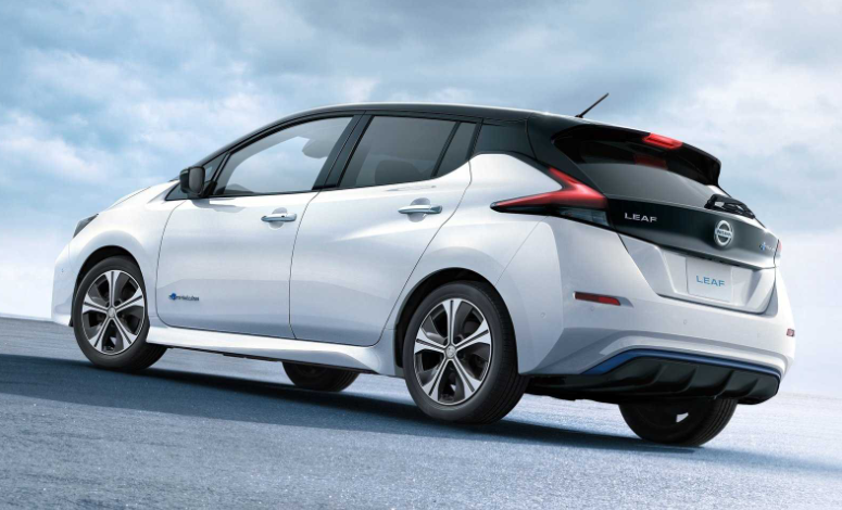2019 Nissan Leaf redesign