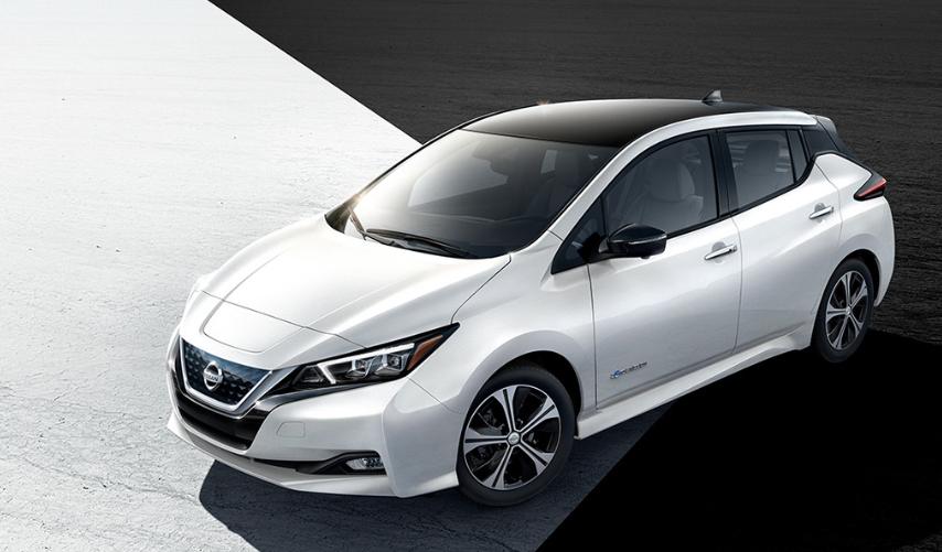 2019 Nissan Leaf redesign