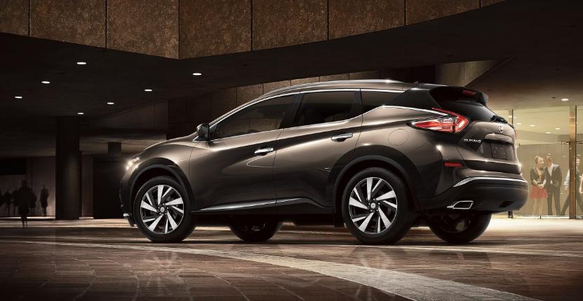 2019 Nissan Murano Hybrid redesign