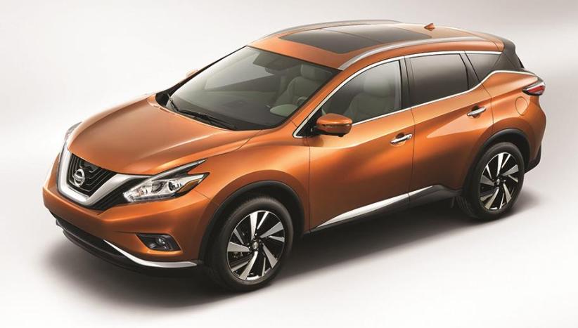 2020 Nissan Murano Propilot