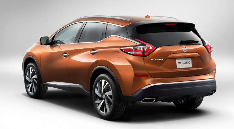 2019 Nissan Murano release date