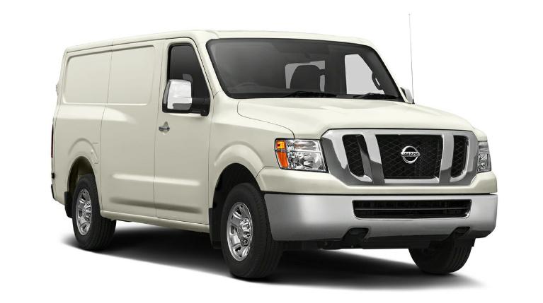 2019 Nissan NV design
