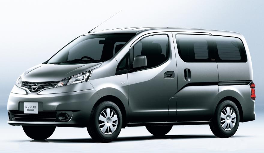 2019 Nissan NV200 redesign