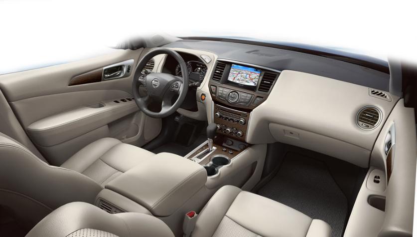 2019 Nissan Pathfinder Australia design2019 Nissan Pathfinder Australia design