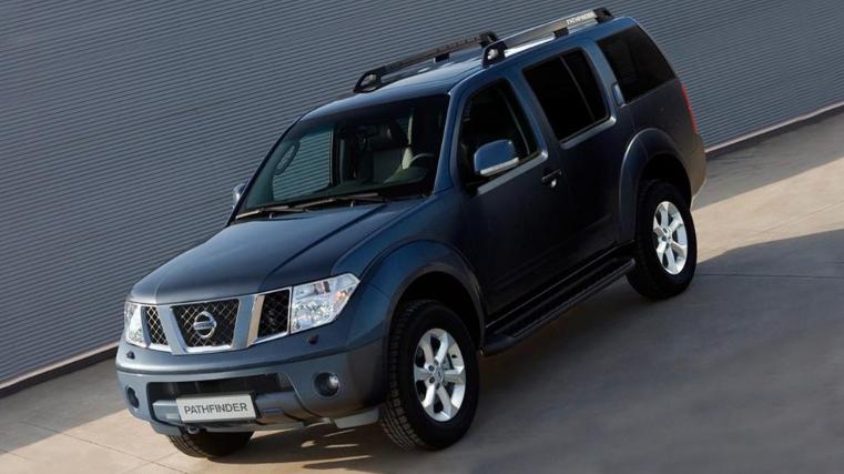 2019 Nissan Pathfinder Hybrid new
