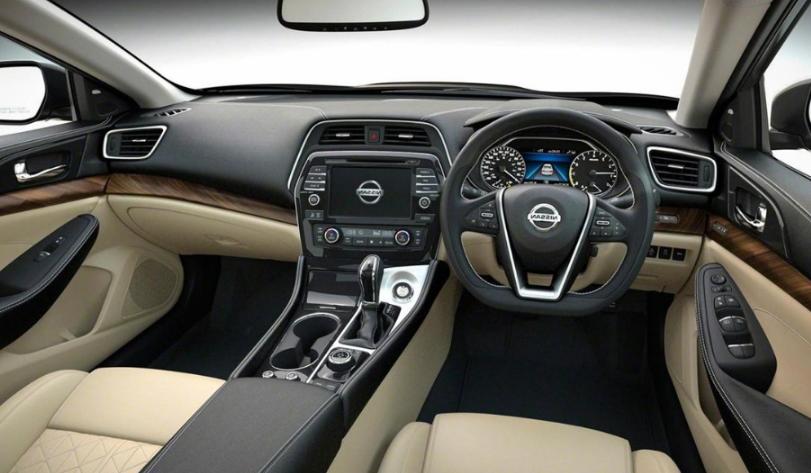 2019 Nissan Pathfinder Midnight Edition design
