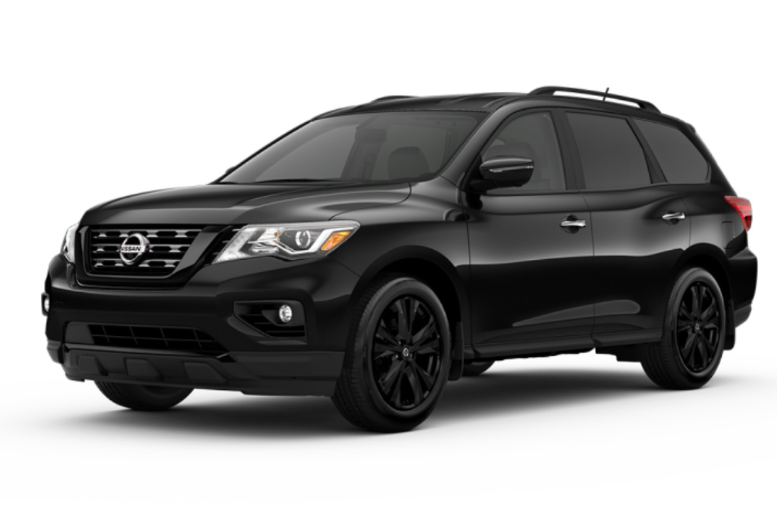 2020 Nissan Pathfinder Midnight Edition