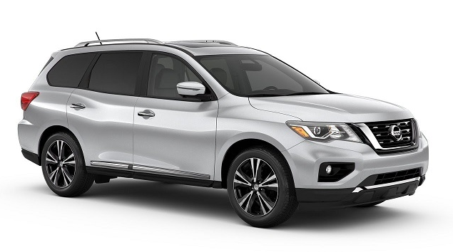 2019 Nissan Pathfinder Platinum news