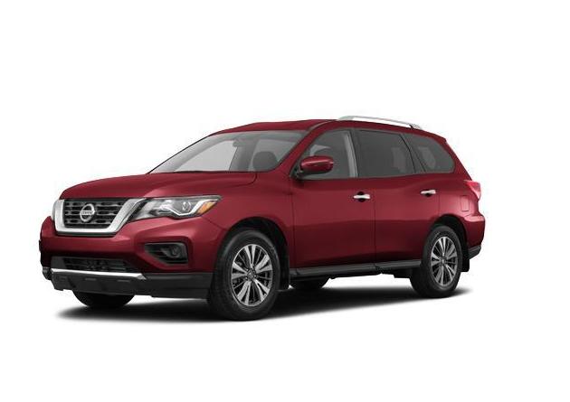 2020 Nissan Pathfinder X-Tronic