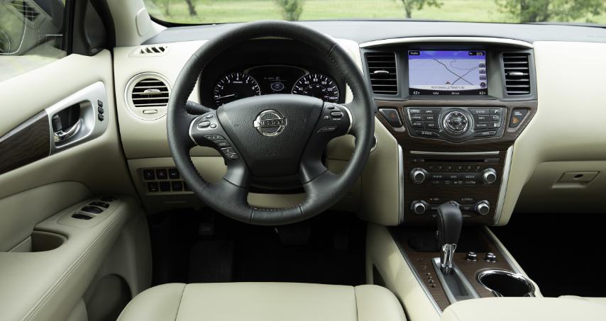 2019 Nissan Pathfinder Canada