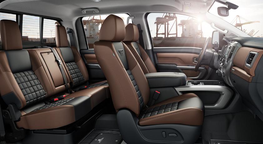 2020 Nissan Titan XD Heavy Duty changes