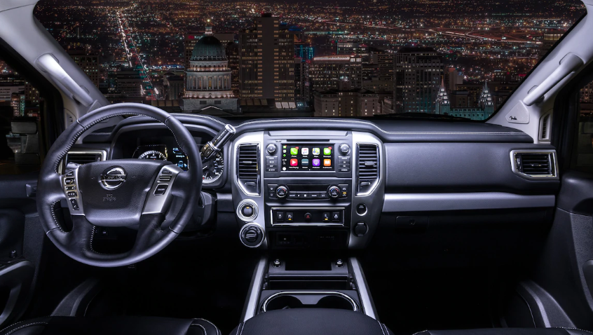 2019 Nissan Titan Towing Capacity