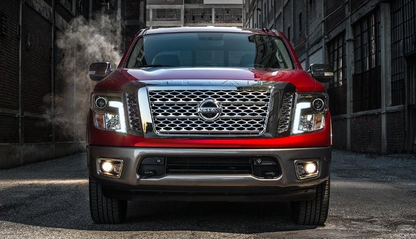 2019 Nissan Titan Diesel release date