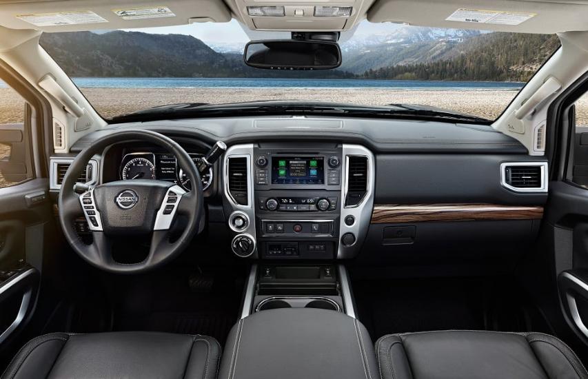 2019 Nissan Titan Pro 4X release date